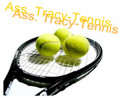 Tracy tennis